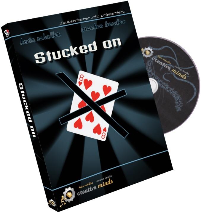 Stucked on - Kartentrick