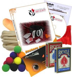 Zaubern lernen für Anfänger DVD-Set