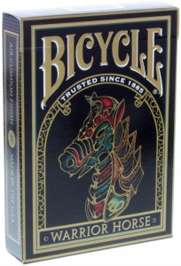 Bicycle Warrior Horse Deck