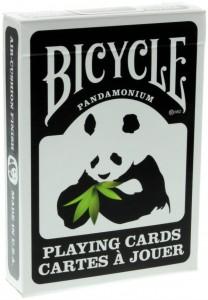 Bicycle Pandamonium Deck