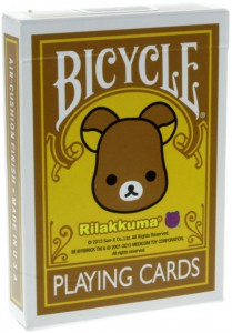 Bicycle Rilakkuma Deck