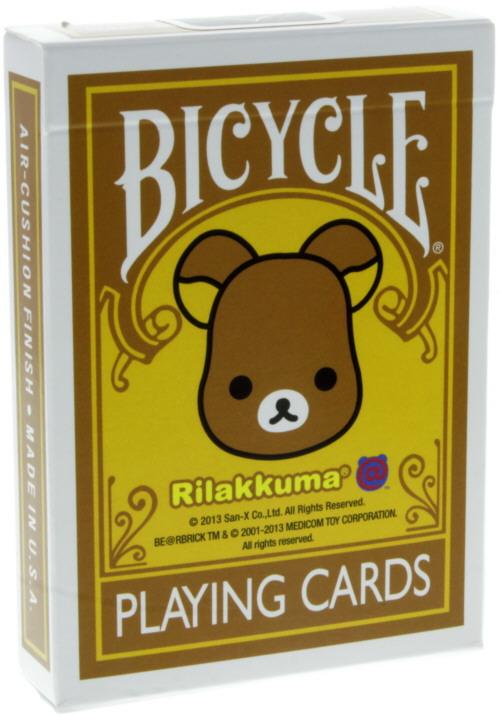 Bicycle Rilakkuma Deck