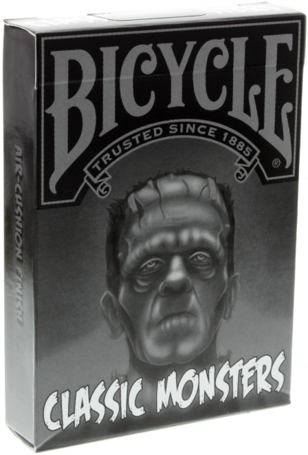 Bicycle Classic Monsters Spielkarten