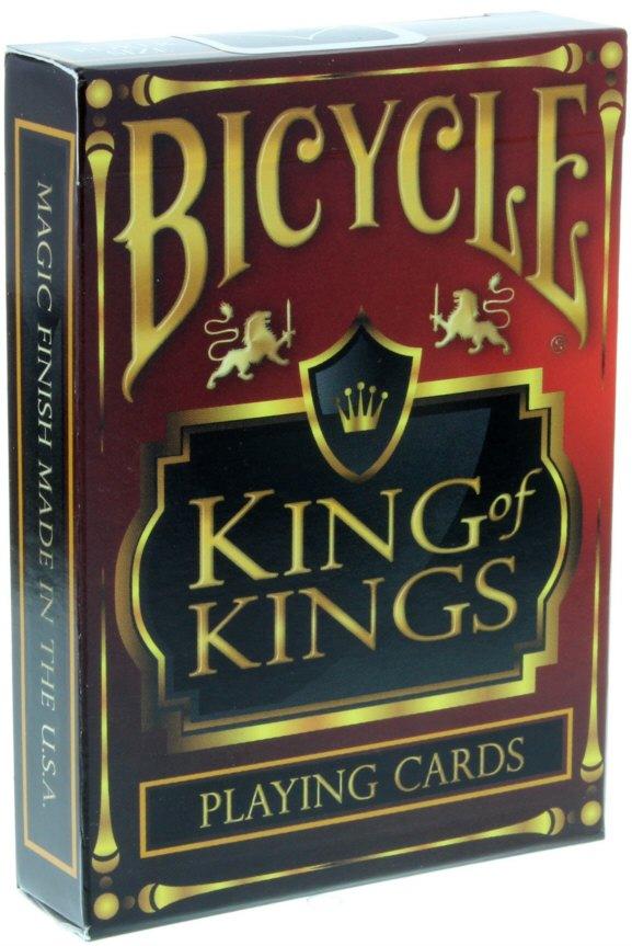 Bicycle King of Kings Deck