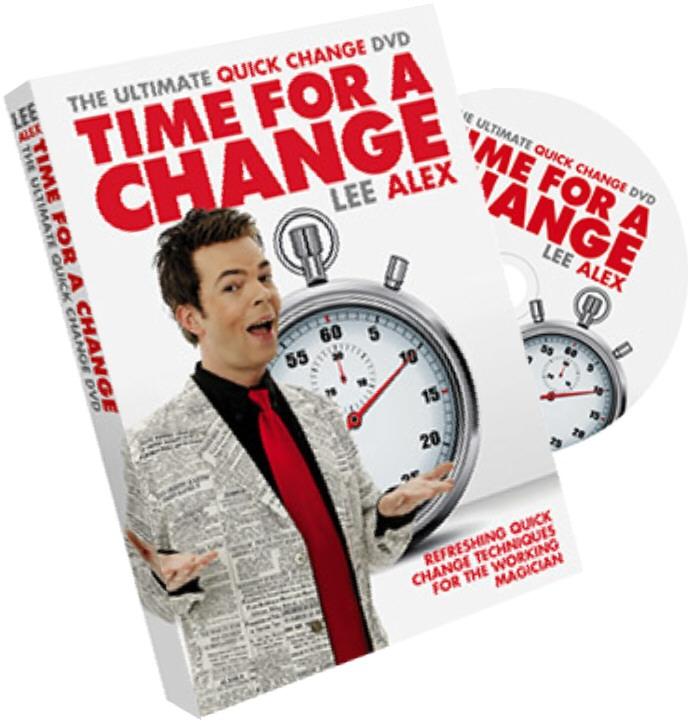 Time for a Change von Lee Alex
