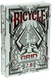 Bicycle Grid 2.0 Deck