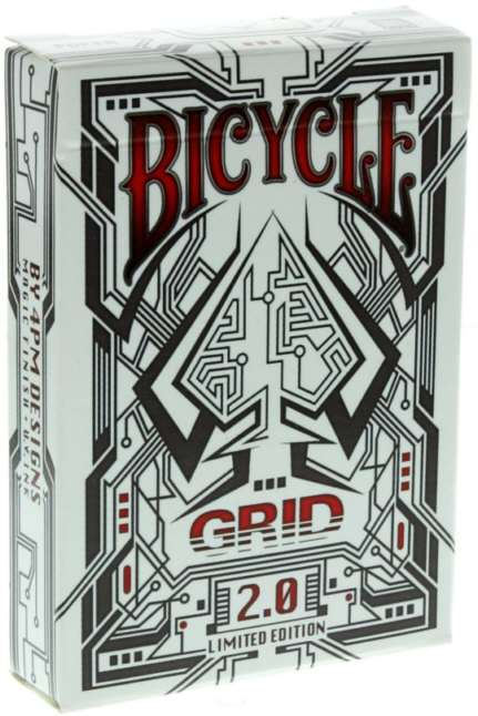Bicycle Grid 2.0 Deck