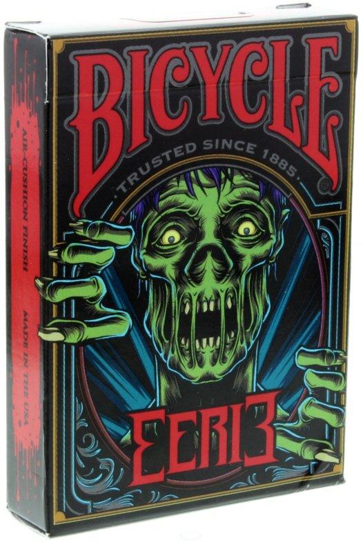 Bicycle Eerie Spielkarten